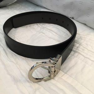 Calvin Klein Twist Reversible Black or Brown Belt